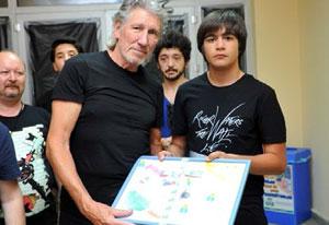 İstanbul'dan Roger Waters geçti