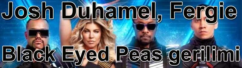 Josh Duhamel, Fergie ve müzik grubu Black Eyed Peas gerilimi | Dünyadan Magazin 8-1 Çeviri: Belgin Elçioğlu Belgin Invictus