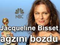 Jacqueline Bisset ödül töreninde ağzını bozdu - Olivia Wilde güzelliğiyle dikkat çekti