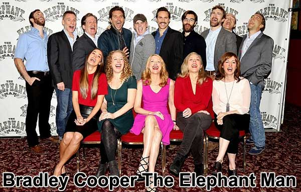 Bradley Cooper The elephant Man Fil Adam