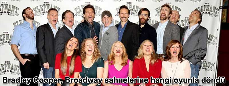 Bradley Cooper, Broadway sahnelerine hangi oyunla döndü Dünyadan Magazin 8-3